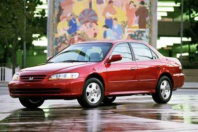 Used 2001 Honda Accord LX