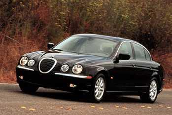 Used 2001 Jaguar S-Type 4.0