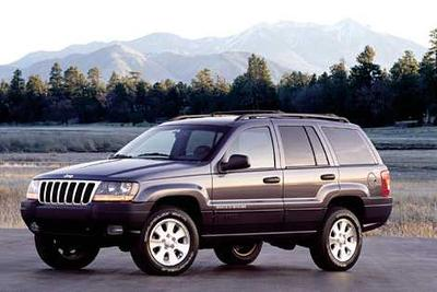 Used 2001 Jeep Grand Cherokee Laredo