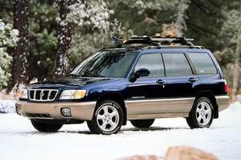 Used 2001 Subaru Forester L