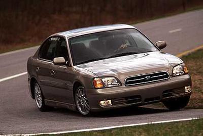 Used 2001 Subaru Legacy GT