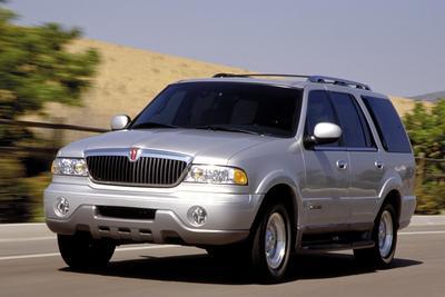 Used 2000 Lincoln Navigator