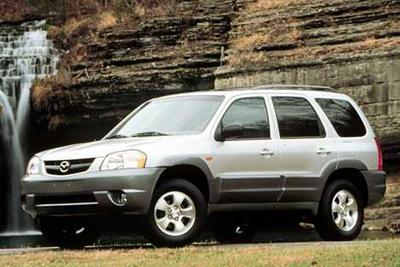 Used 2001 Mazda Tribute LX V6