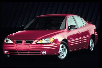 Used 2000 Pontiac Grand Am SE1