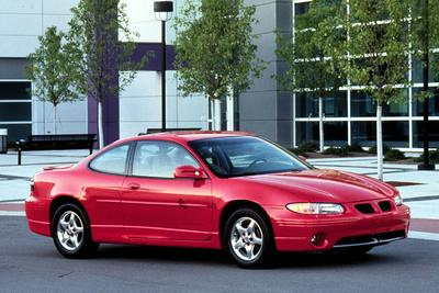 Used 2000 Pontiac Grand Prix GTP
