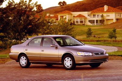Used 2001 Toyota Camry CE