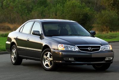 Used 2002 Acura TL 3.2 Type S