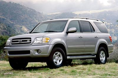 Used 2001 Toyota Sequoia Limited