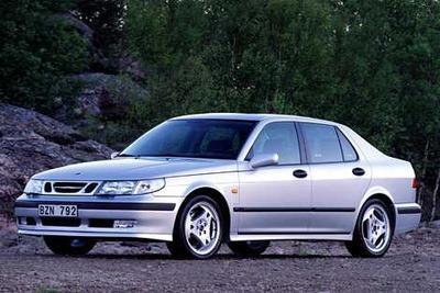 Used 2000 Saab 9-5 2.3T