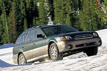 Used 2001 Subaru Outback