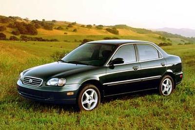 Used 2001 Suzuki Esteem GL