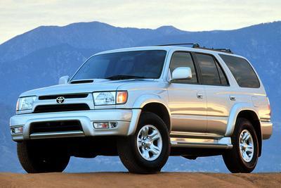 Used 2001 Toyota 4Runner SR5