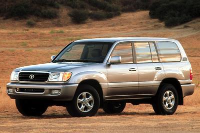 Used 2001 Toyota Land Cruiser