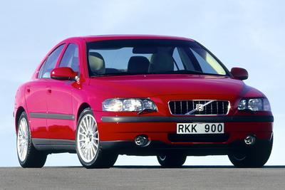 Used 2001 Volvo S60 T5