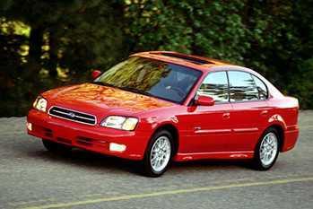 Used 2000 Subaru Legacy