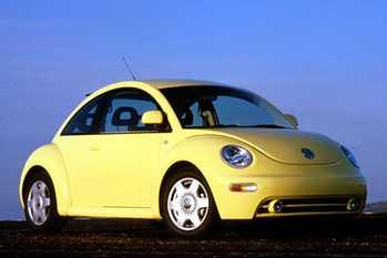 Used 2000 Volkswagen New Beetle GLX 1.8T