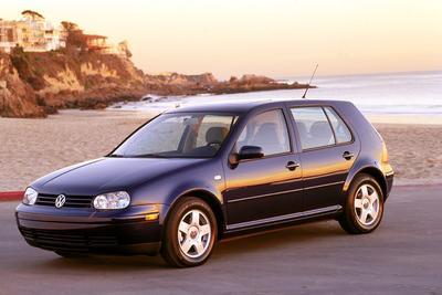 Used 2000 Volkswagen Golf GLS