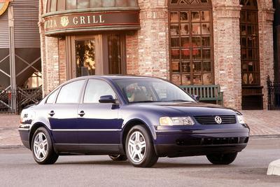 Used 2000 Volkswagen Passat GLS