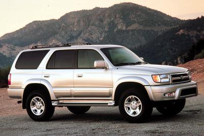 Used 2000 Toyota 4Runner SR5