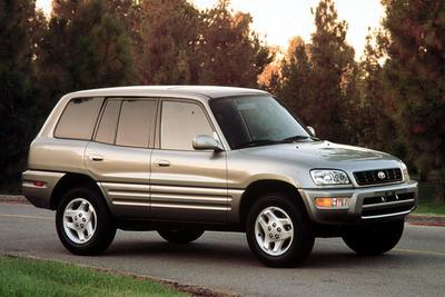 Used 2000 Toyota RAV4 Base