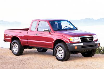 Used 2000 Toyota Tacoma Xtracab