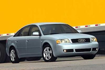 Used 2003 Audi A6 3.0 quattro
