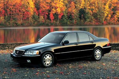 Used 2003 Acura RL 3.5