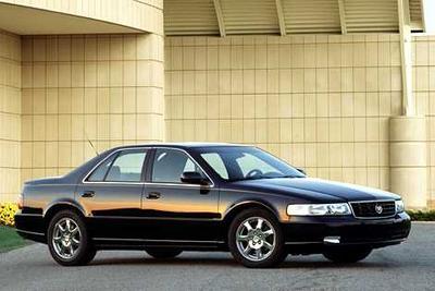 Used 2003 Cadillac Seville SLS