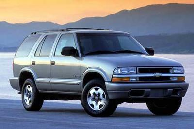Used 2003 Chevrolet Blazer LS