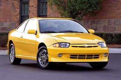 Used 2003 Chevrolet Cavalier LS Sport