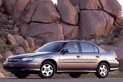 Used 2003 Chevrolet Malibu Base
