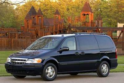 Used 2003 Chevrolet Venture Warner Bros. Edition