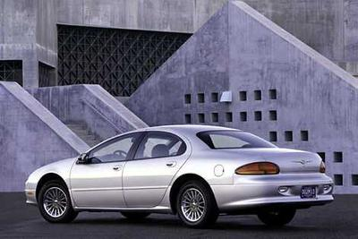 Used 2003 Chrysler Concorde LXi