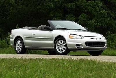 Used 2003 Chrysler Sebring LX