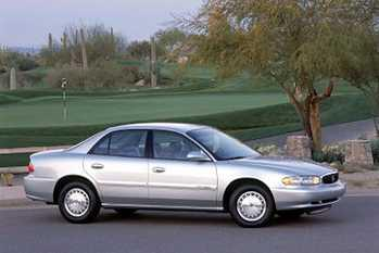 Used 2002 Buick Century Custom