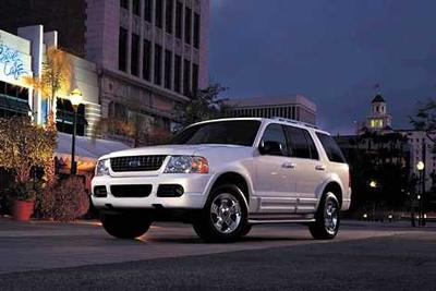 Used 2003 Ford Explorer
