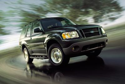 Used 2003 Ford Explorer Sport XLS