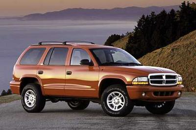 Used 2003 Dodge Durango SLT