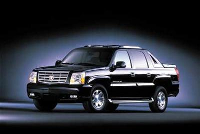 Used 2002 Cadillac Escalade EXT