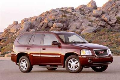 Used 2003 GMC Envoy SLE
