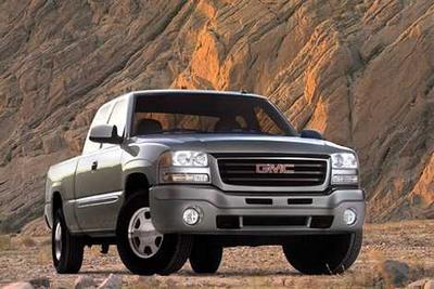 Used 2003 GMC Sierra 1500