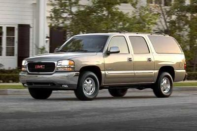 Used 2003 GMC Yukon XL SLT