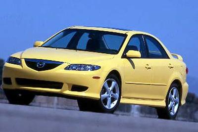 Used 2003 Mazda Mazda6 i