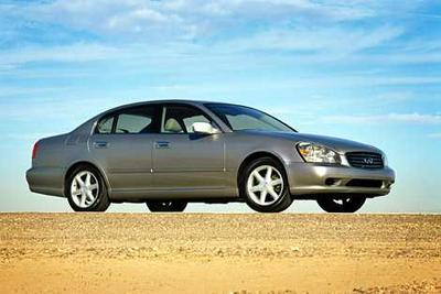 Used 2003 INFINITI Q45 Luxury