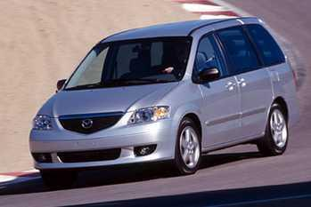 Used 2003 Mazda MPV ES