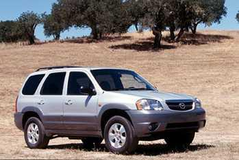 Used 2003 Mazda Tribute ES V6