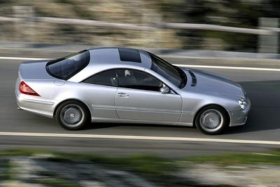 Used 2003 Mercedes-Benz CL55 AMG