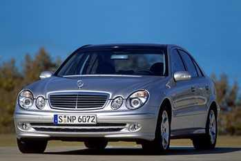 Used 2003 Mercedes-Benz E320