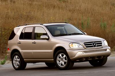Used 2003 Mercedes-Benz  ML320 4MATIC