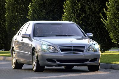 Used 2003 Mercedes-Benz S55 AMG